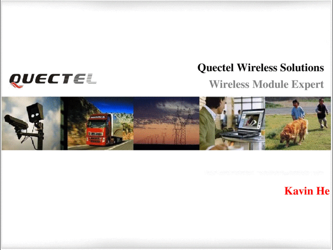 Training Quectel - [PPT Powerpoint]
